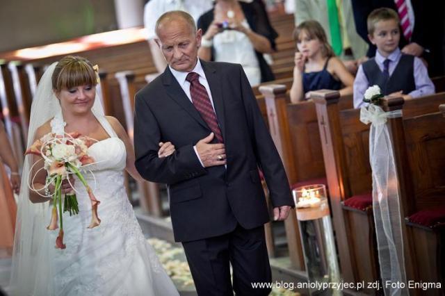 Justyna i Andrew Anioły Przyjeć